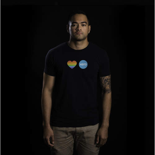 Mens Tee - Proud Xero - S